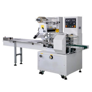 Horizontal flow wrap Pouch Packing machine