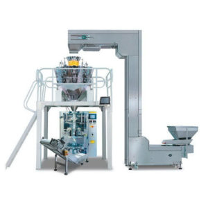 Multi Head Pouch Packing machine